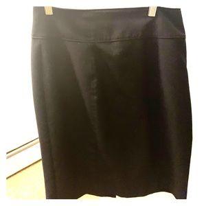 Black Apt 9 pencil Skirt
